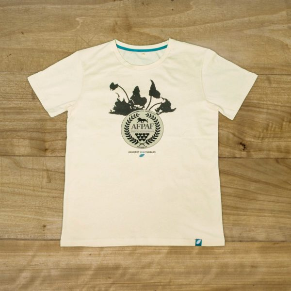 100% organic cotton T-shirt by AFPAF