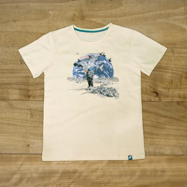 100% organic cotton T-shirt by Alter Image