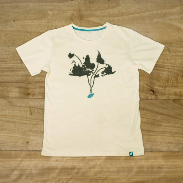 100% organic cotton T-shirt by COT